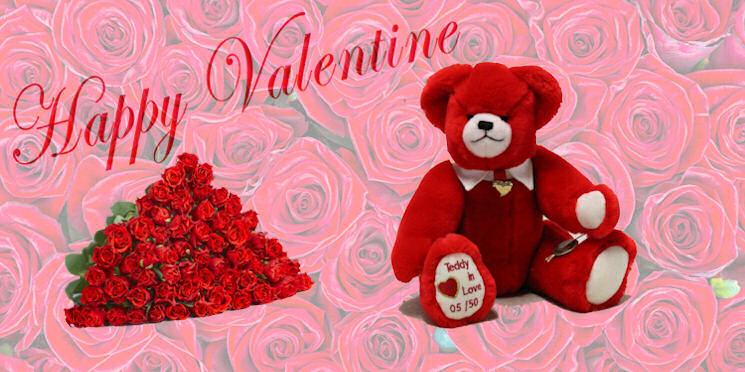 _Teddy_in_Love
