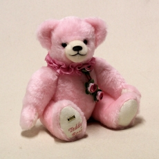 Teddy Rose 29 cm Teddy Bear by Hermann-Coburg
