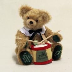 26th Sonneberg Museums Bear 38 cm Teddy Bear by Hermann-Coburg