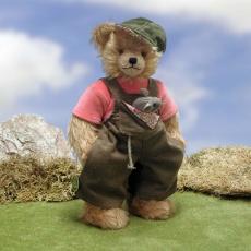Little Mouse Bear 33 cm Teddy Bear by Hermann-Coburg