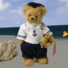 Little Sailor 32 cm Teddy Bear by Hermann-Coburg