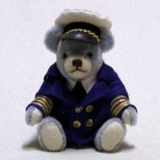 Club Bär 2015 – Bär an Bord 19 cm Teddybär von Hermann-Coburg