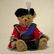 Trooping the Colour 40 cm Teddybär von Hermann-Coburg