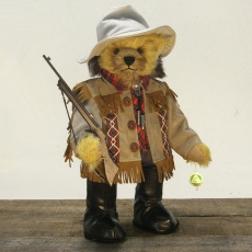 Buffalo Bill 40 cm Teddy Bear by Hermann-Coburg