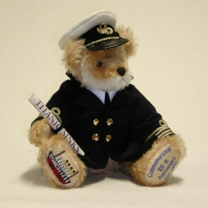 Titanic Memorial 40 cm Teddybär von Hermann-Coburg