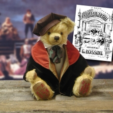 Gioachino Rossini 40 cm Teddy Bear by Hermann-Coburg