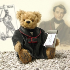 Johann Strauss - Father 40 cm Teddy Bear by Hermann-Coburg