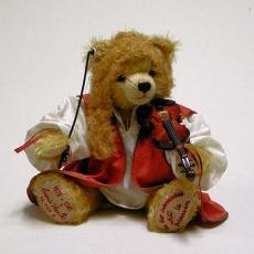 Antonio Vivaldi 40 cm Teddybär von Hermann-Coburg