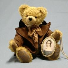 Robert Schumann 40 cm Teddybär von Hermann-Coburg
