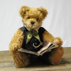 Johannes Brahms 40 cm Teddy Bear by Hermann-Coburg