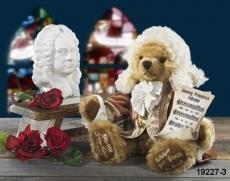 Georg Friedrich Händel  42 cm Teddybär von Hermann-Coburg