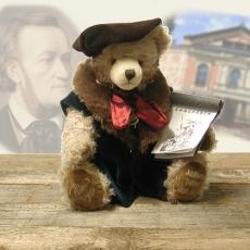 Richard Wagner 38 cm Teddybär von Hermann-Coburg