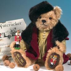 Peter Tchaikovsky 40 cm Teddybär von Hermann-Coburg