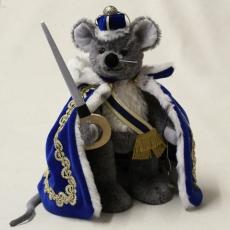 Mäusekönig 33 cm Teddybär von Hermann-Coburg