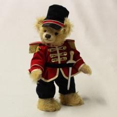 Nutcracker Prinz 33 cm Teddy Bear by Hermann-Coburg