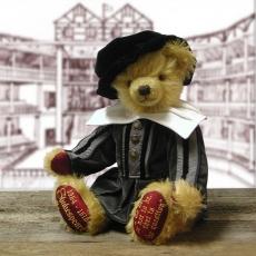 William Shakespeare 38 cm Teddy Bear by Hermann-Coburg