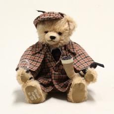 Sherlock Holmes 38 cm Teddybär von Hermann-Coburg