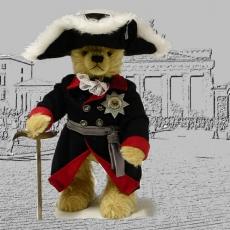 Der alte Fritz  40 cm Teddybär von Hermann-Coburg