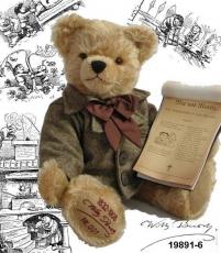 Wilhelm Busch 40 cm Teddy Bear by Hermann-Coburg
