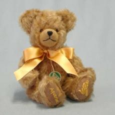 Wassermann / AquariusSternzeichen Teddybär 23 cm Teddybär von Hermann-Coburg