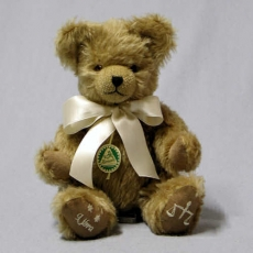 Libra Star Sign Teddybear 23 cm Teddy Bear by Hermann-Coburg