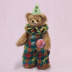 Spaßmacher Clown-Beblino 33 cm Teddy Bear by Hermann-Coburg