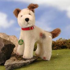 HERMANN Classic Dog 24 cm Teddy Bear by Hermann-Coburg