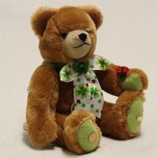My Lucky Bear 2020 27 cm Teddy Bear by Hermann-Coburg