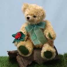 Marienkäfer-Bär 36 cm Teddy Bear by Hermann-Coburg