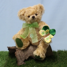 Schmetterling-Bär 36 cm Teddy Bear by Hermann-Coburg