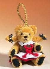 Heidi 11 cm Teddybär von Hermann-Coburg