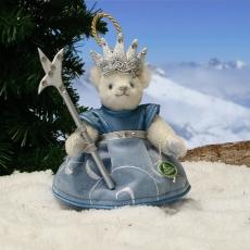 Little Ice Princess 14 cm Teddy Bear by Hermann-Coburg