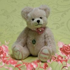 Sweetie – Valentine Bear 2015 24 cm Teddy Bear by Hermann-Coburg