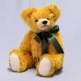 Zeitloser Klassiker - goldfarben 31 cm Teddybär von Hermann-Coburg
