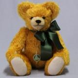 Zeitloser Klassiker - goldfarben 35 cm Teddybär von Hermann-Coburg