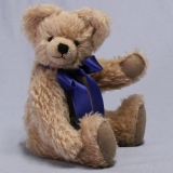 Zeitloser Klassiker - beigefarben 31 cm Teddybär von Hermann-Coburg