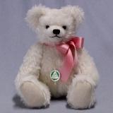 Zeitloser Klassiker - weiß 31 cm Teddybär von Hermann-Coburg