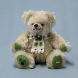 Good Luck Teddy 32 cm Teddy Bear by Hermann-Coburg