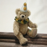 HERMANN historical Line – Replica 1929 Historical Clown Bear 36 cm Teddybär von Hermann-Coburg