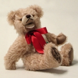 HERMANN historical Line – Replica 1960 Bear with open mouth 35 cm Teddy Bear by Hermann-Coburg
