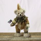 27th Sonneberg Museums Bear 35 cm Teddy Bear by Hermann-Coburg