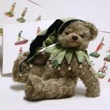 21st Sonneberg Museumsbear 2014 39 cm Teddy Bear by Hermann-Coburg