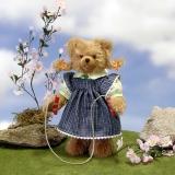 Skipping Liesel 31 cm Teddy Bear by Hermann-Coburg