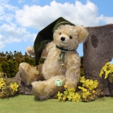 Annual Bear 2020 Little Day Dreamer 34 cm Teddy Bear by Hermann-Coburg