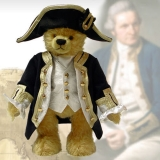 James Cook - Masterpiece 40 cm Teddybär von Hermann-Coburg