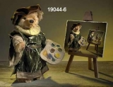 Rembrandt 39 cm Teddybär von Hermann-Coburg