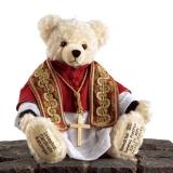 Papst Benedikt XVI 42 cm Teddy Bear by Hermann-Coburg