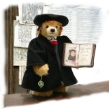 Reformationsteddy Dr. Martin Luther 40 cm Teddybär von Hermann-Coburg