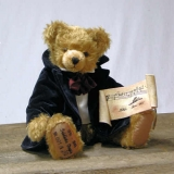 Frédéric Chopin 40 cm Teddy Bear by Hermann-Coburg