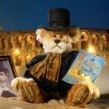 Giuseppe Verdi 42 cm Teddybär von Hermann-Coburg
